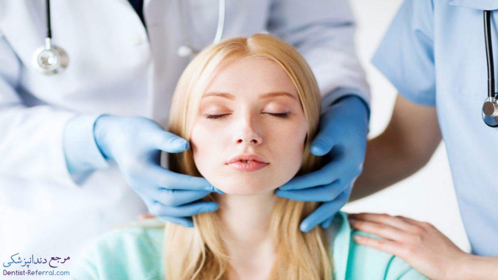 جراح فک و صورت در شیراز