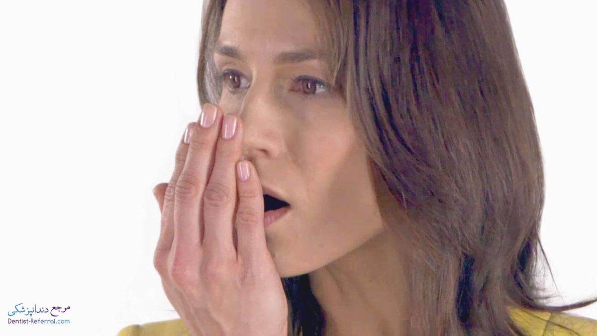 روش های مختلف برای رفع بوی بد دهان
